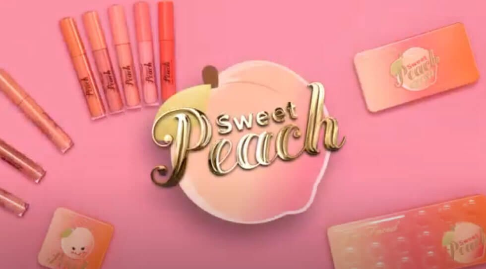 Sweet Peach Eyeshadow Palette, , video