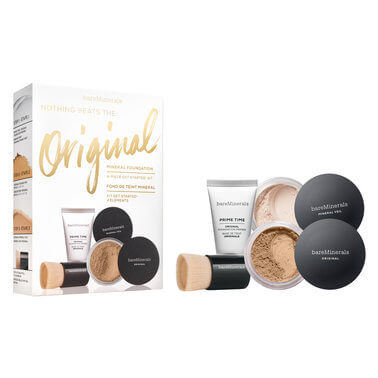 bareMinerals - Nothing Beats the Original™  4-Piece Get Started® Kit - Fairly Light