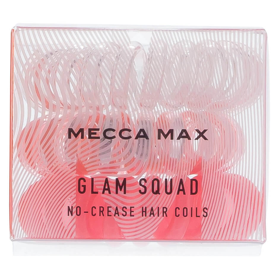 Mecca Max - HAIR COILS PINK