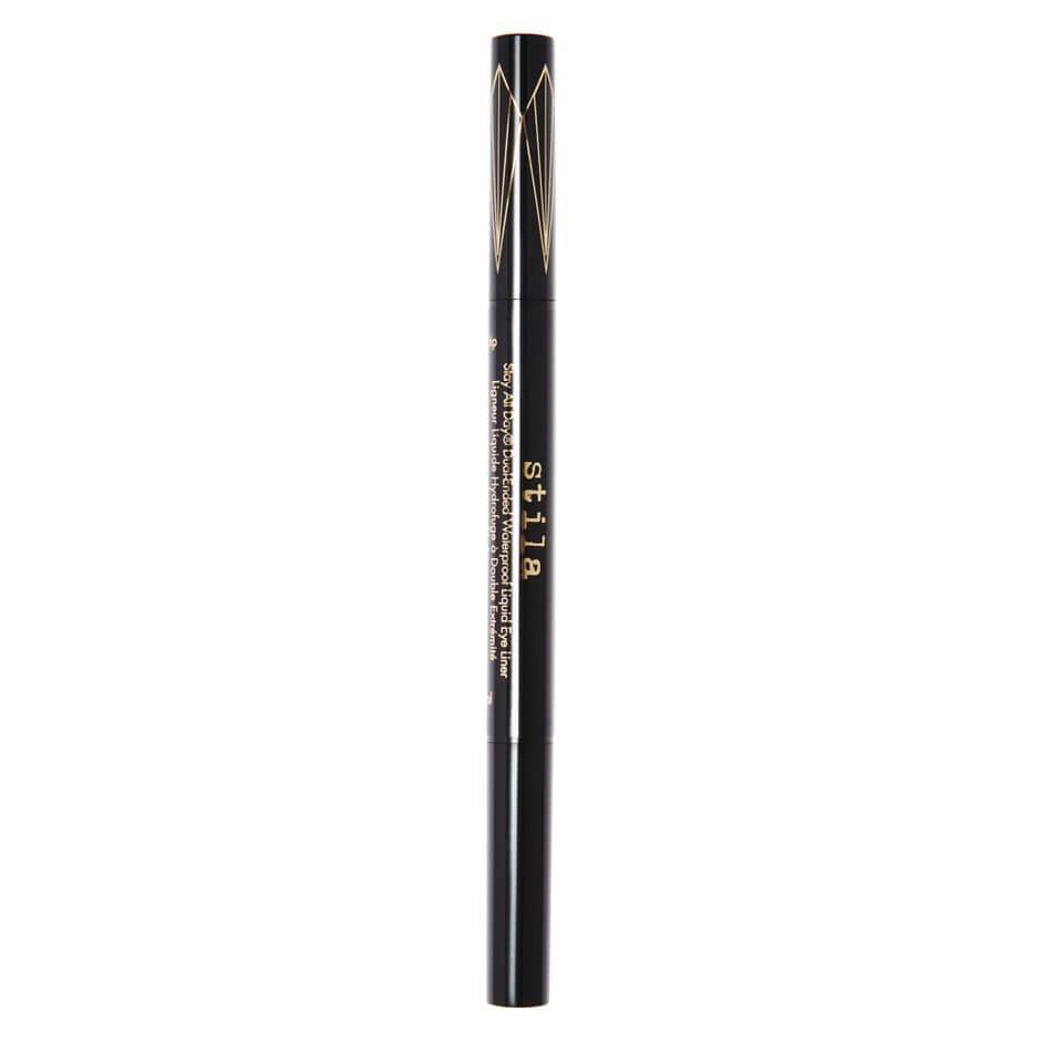 Stila - Stay All Day Dual-Ended Waterproof Liquid Eye Liner - Intense Black