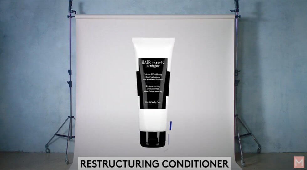 Restructuring Conditioner with Cotton Proteins, , video
