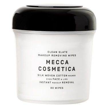 Mecca Cosmetica - Clean Slate Makeup Removing Wipes