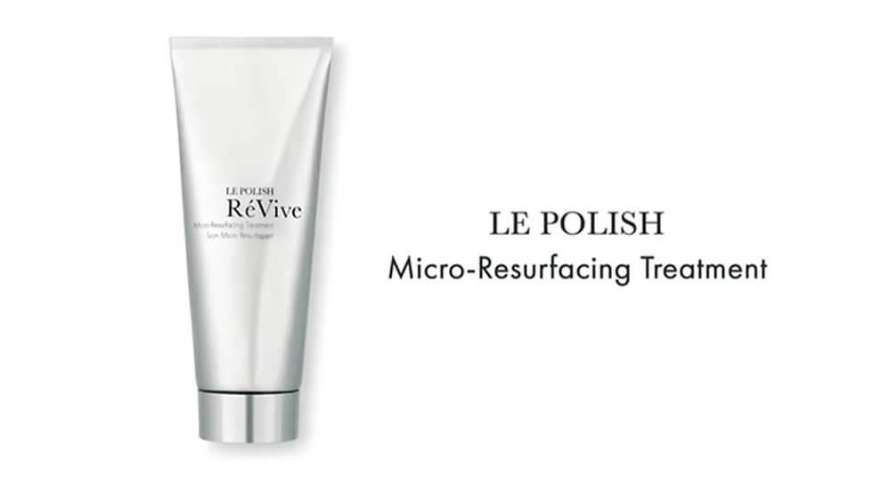 Le Polish Micro-Resurfacing Treatment, , video