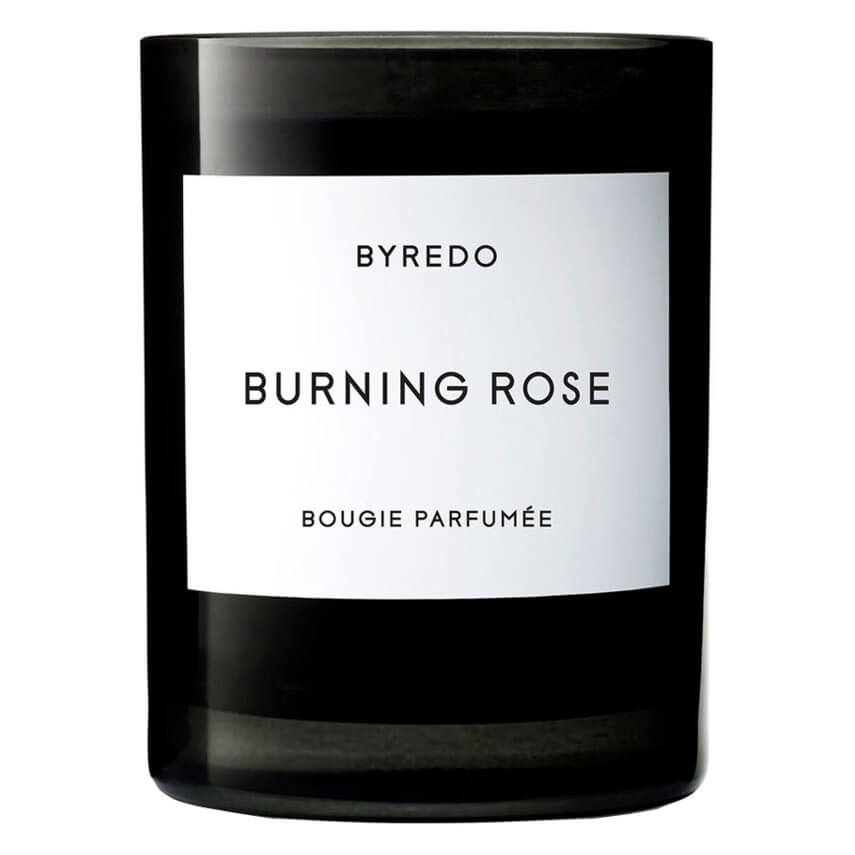 Byredo Parfums - Burning Rose Candle - 240g