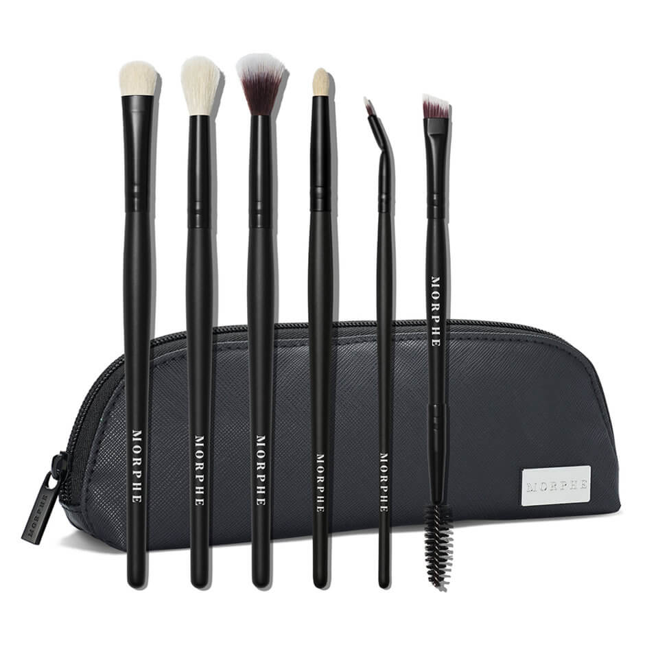 Morphe - EYE STUNNERS BRUSH SET 6PC