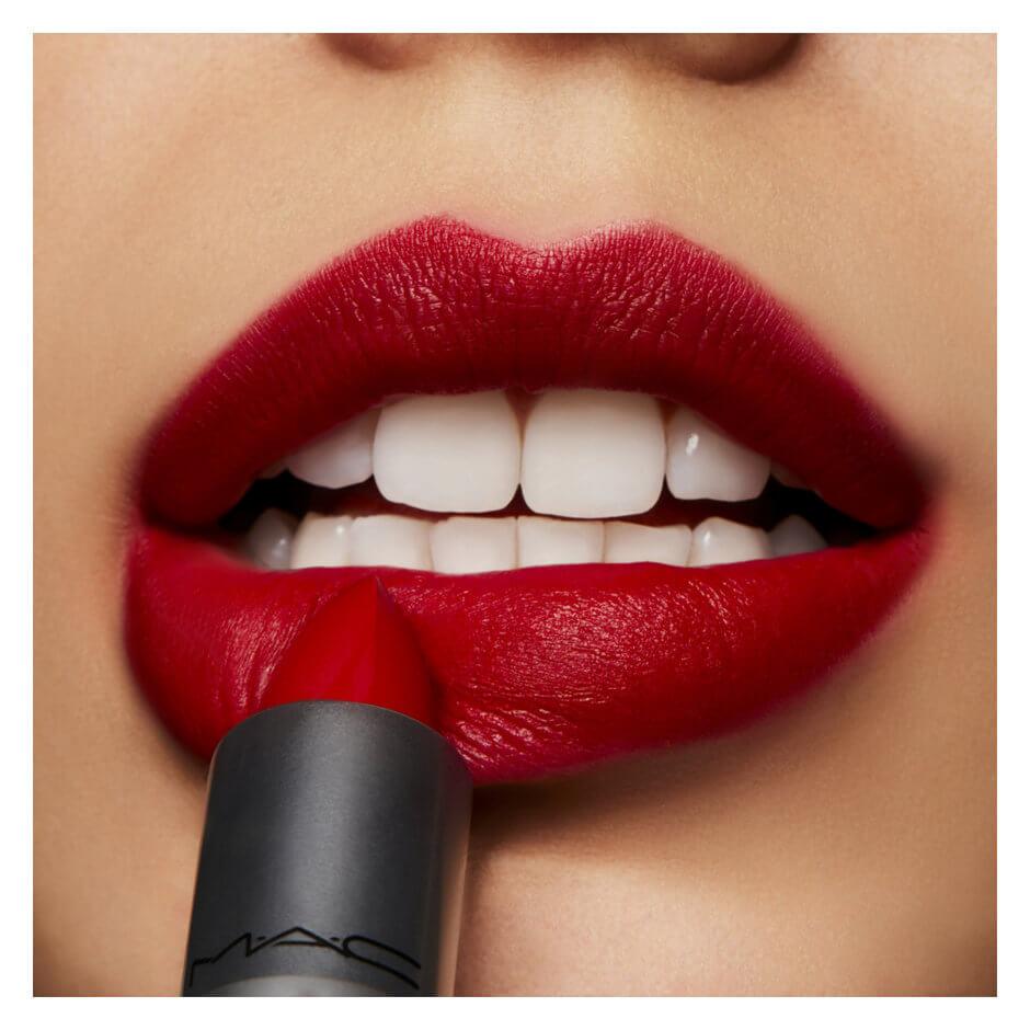 M·A·C Cosmetics - Viva Glam Lipstick - Rozalia - Fire N Fury
