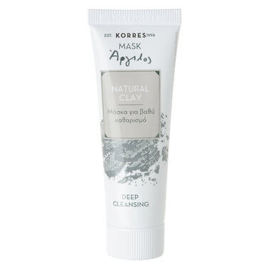 Korres - Natural Clay Deep Cleansing Mask