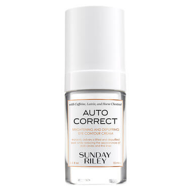 Sunday Riley - Auto Correct Brightening and De-Puffing Eye Contour Cream