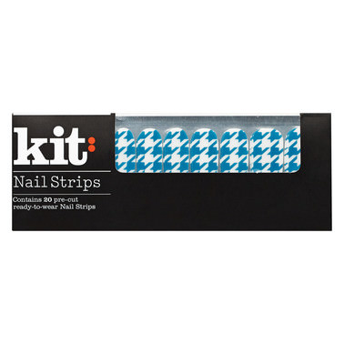 Kit Cosmetics - Nail Strips - Holy Houndstooth!
