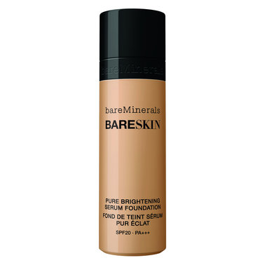 bareMinerals - bareSkin Pure Brightening Serum Foundation - No.8 Beige