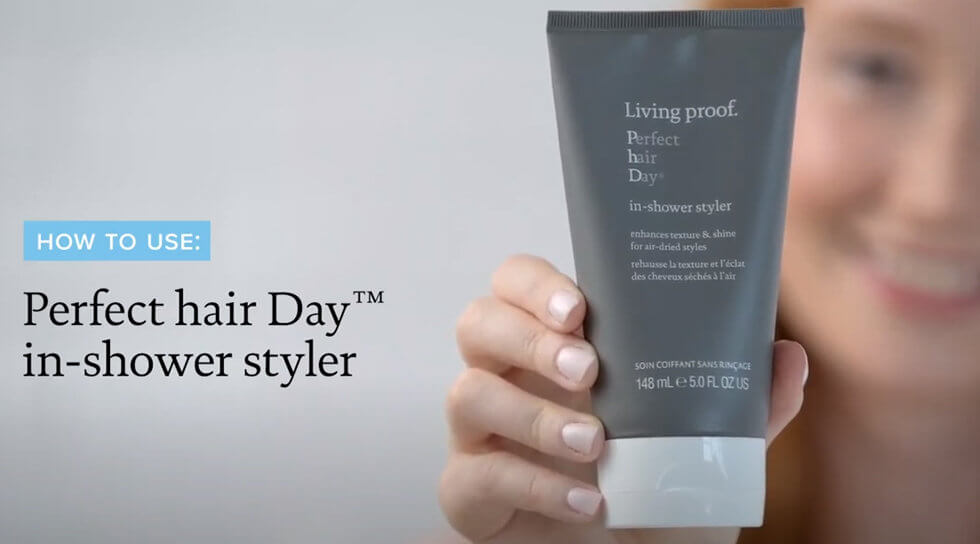 Perfect hair Day™ In-Shower Styler, , video