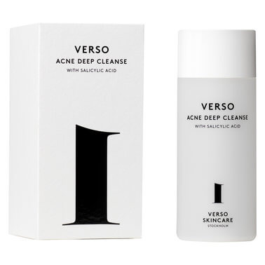 VERSO - ACNE DEEP CLEANSER