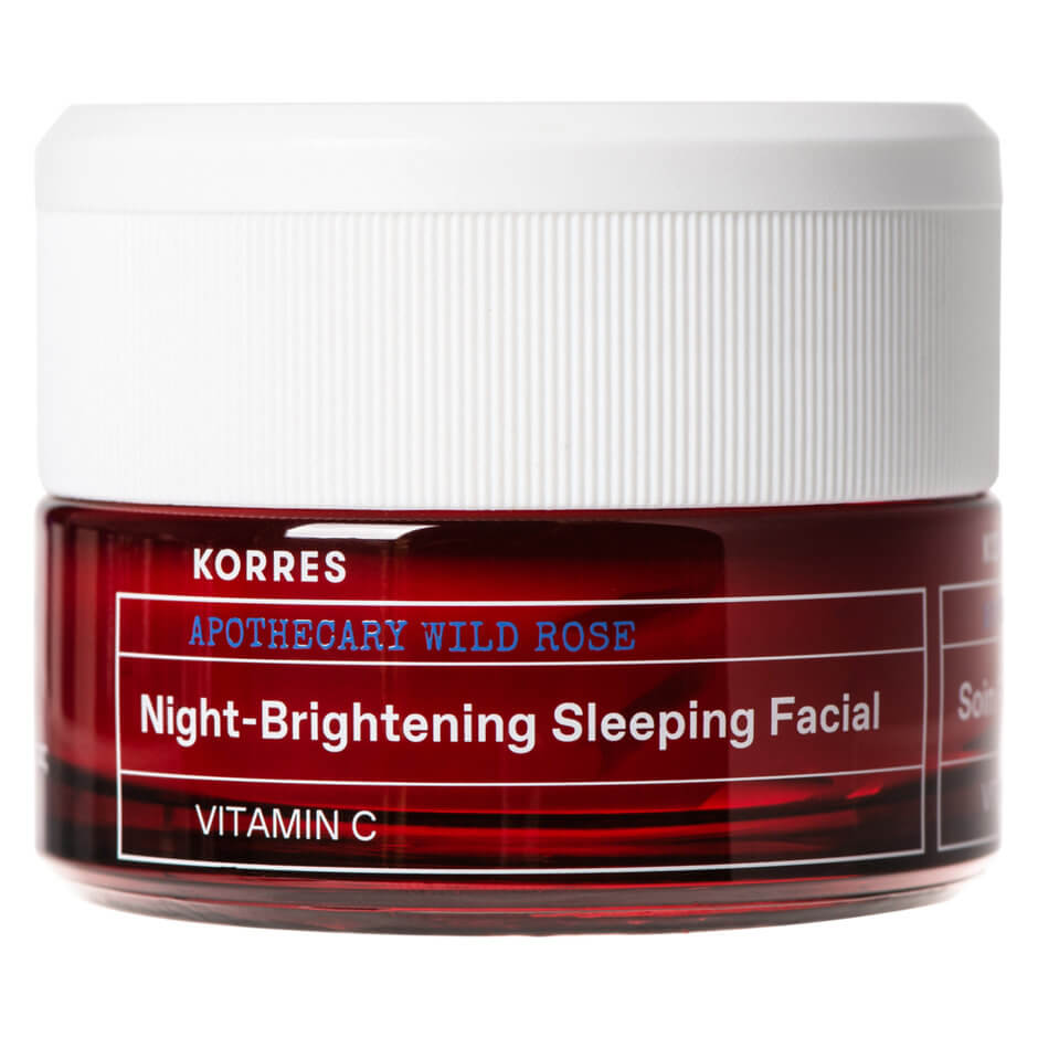Korres - WILD ROSE SLEEP FACIAL 40ML