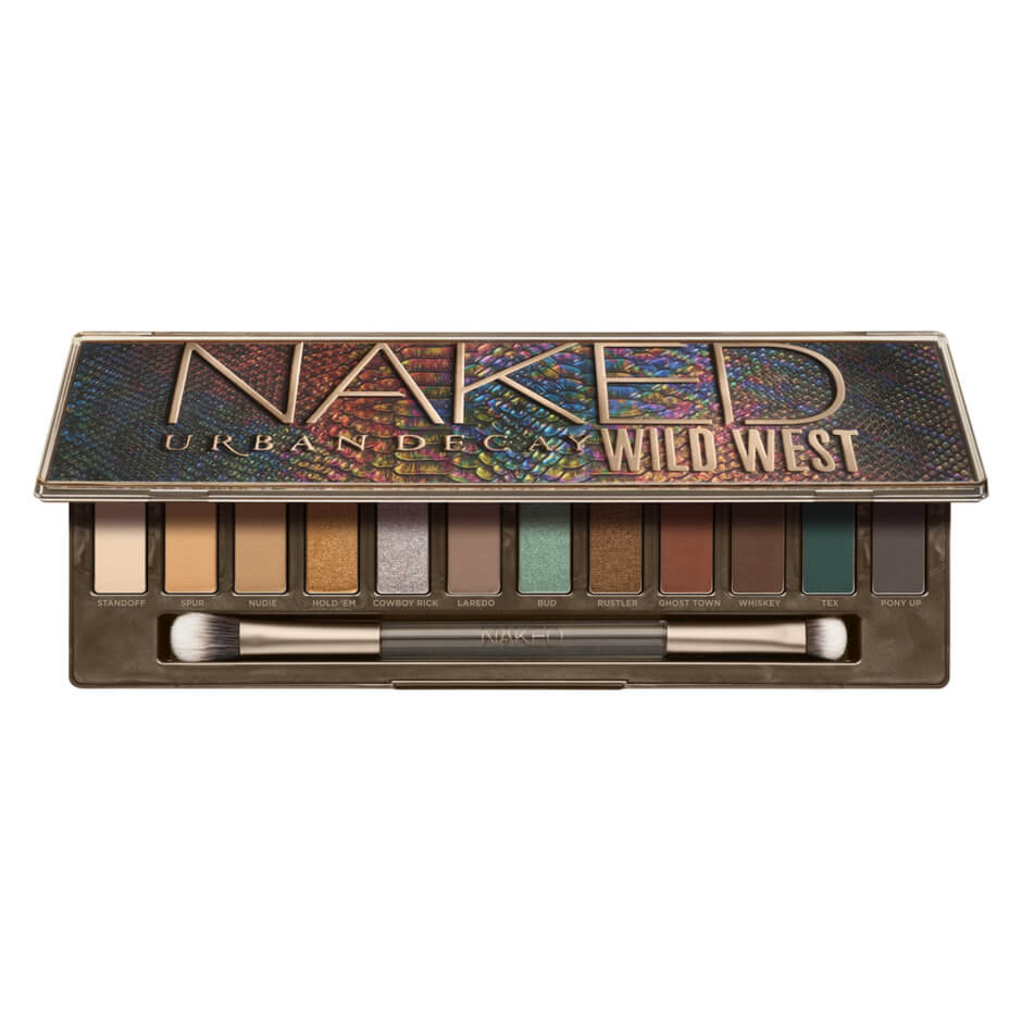 Urban Decay - NAKED WILD WEST PALETTE