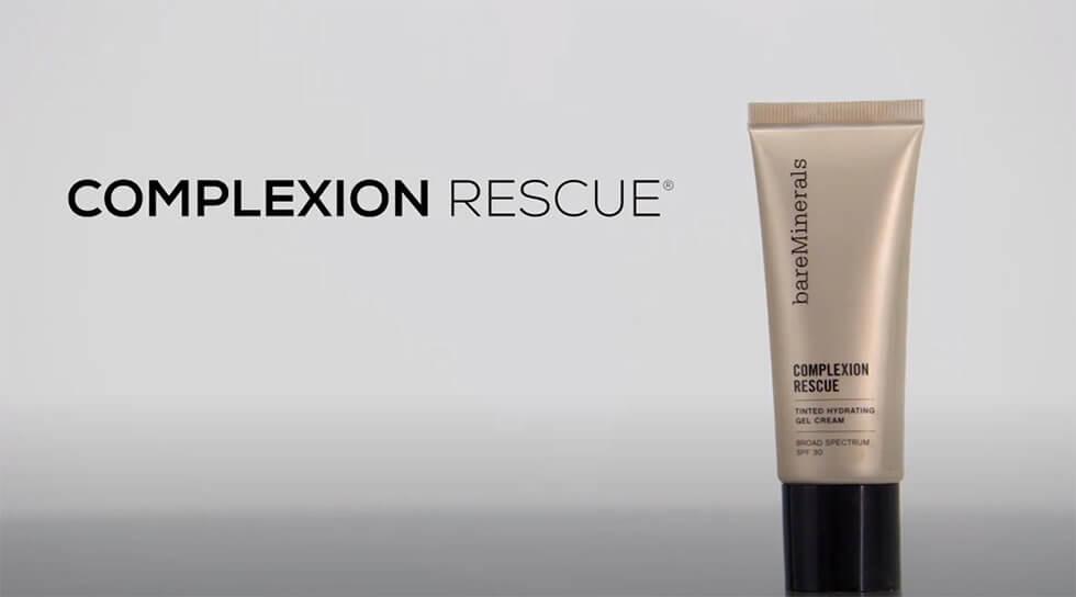 bareMinerals - Complexion Rescue Tinted Hydrating Gel Cream - Cinnamon 5.5
