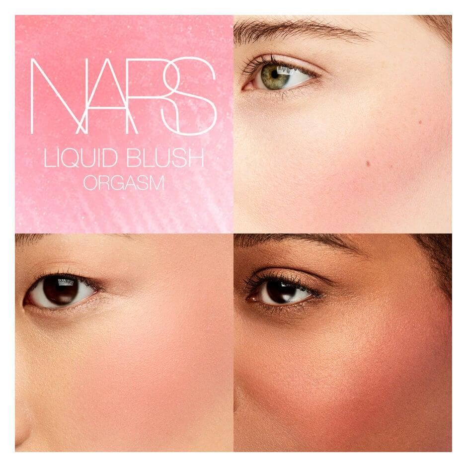 NARS - Liquid Blush - Orgasm