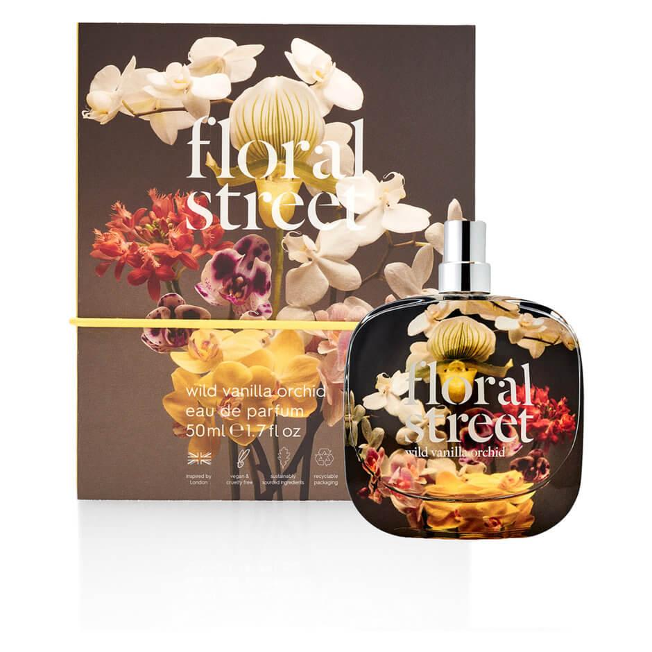 Floral Street - Wild Vanilla Orchid EDP - 50ml