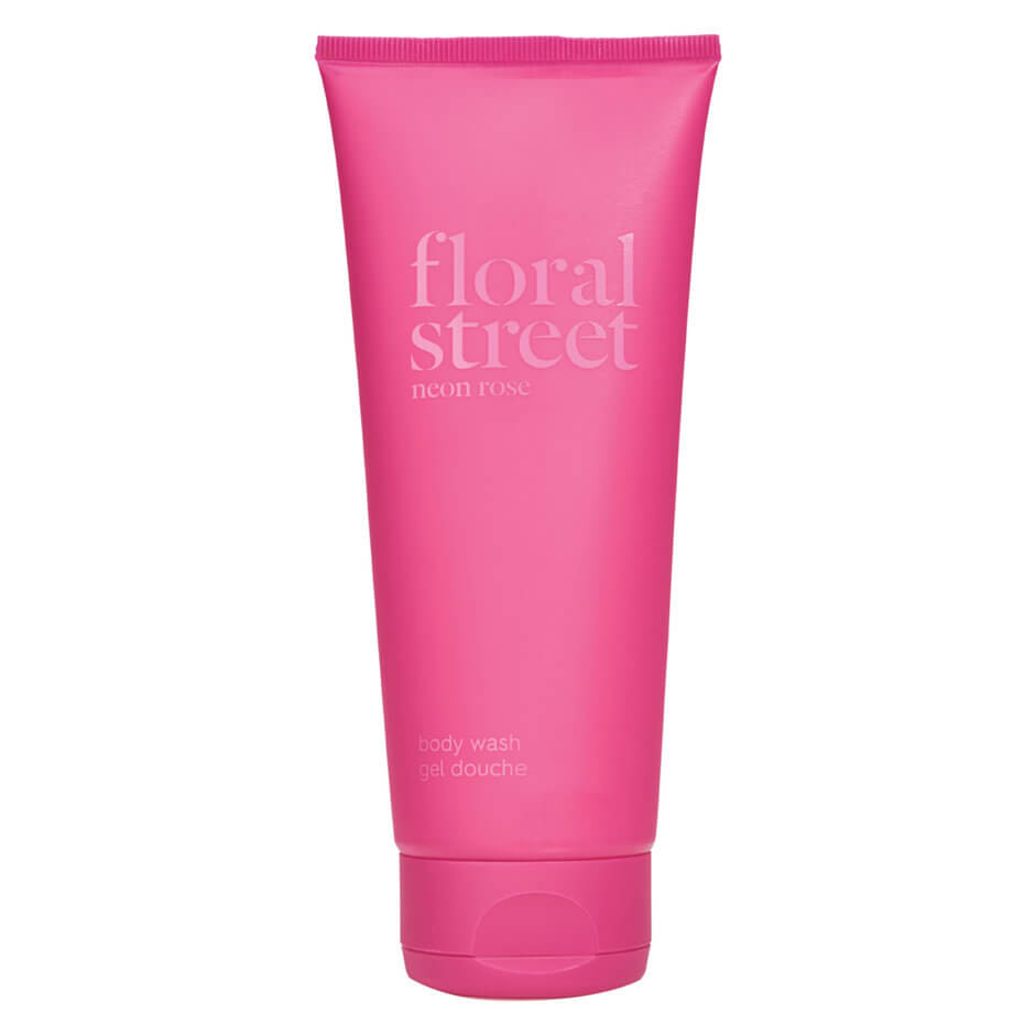 Floral Street - NEON ROSE BODY WASH 200ML