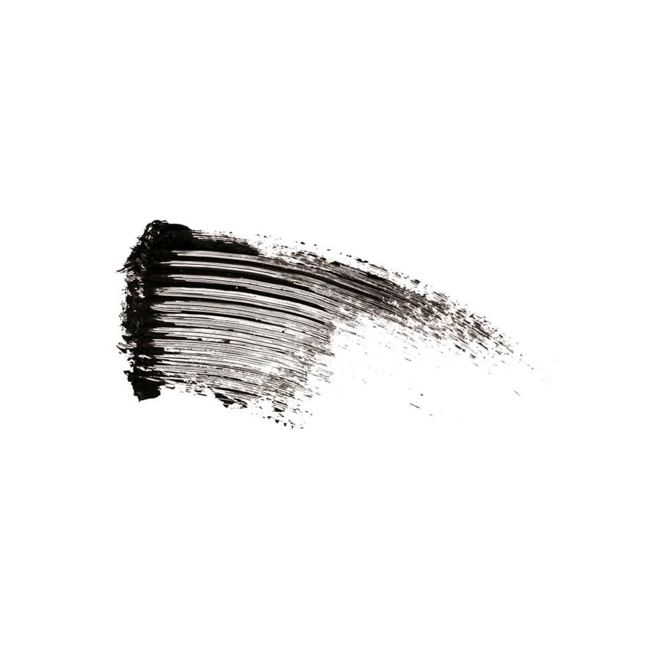 Lash Power Mascara Long-Wearing Formula, Black Onyx, texture