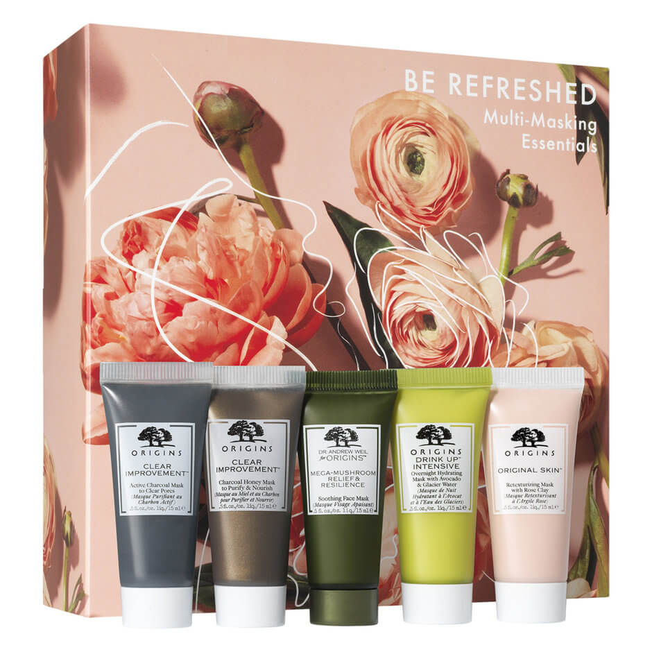 Origins - Be Refreshed Multi-Masking Essentials
