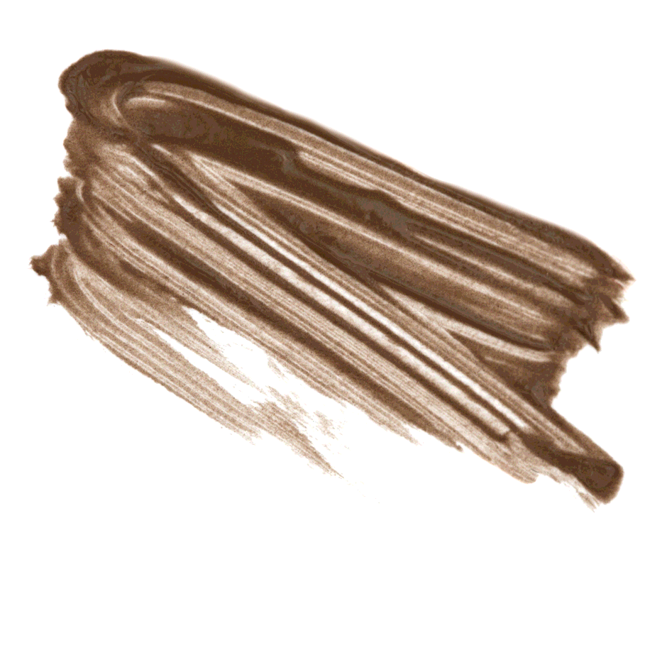 Colour & Control: Tinted Brow Gel, Taupe, texture