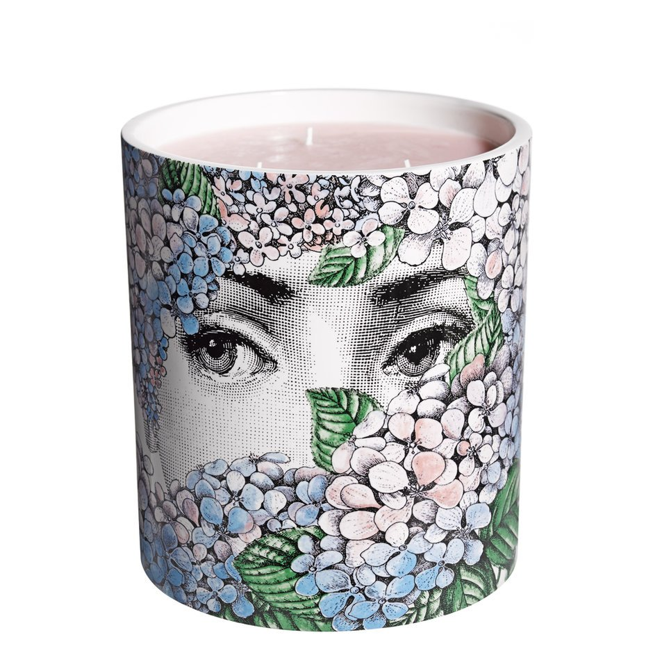 FORNASETTI - GIANT CANDLE ORTENSIA