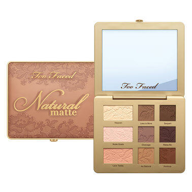 Too Faced - NATURAL MATTE ES PALETTE