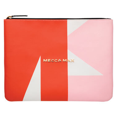 Mecca Max - MAKEUP BAG LARGE