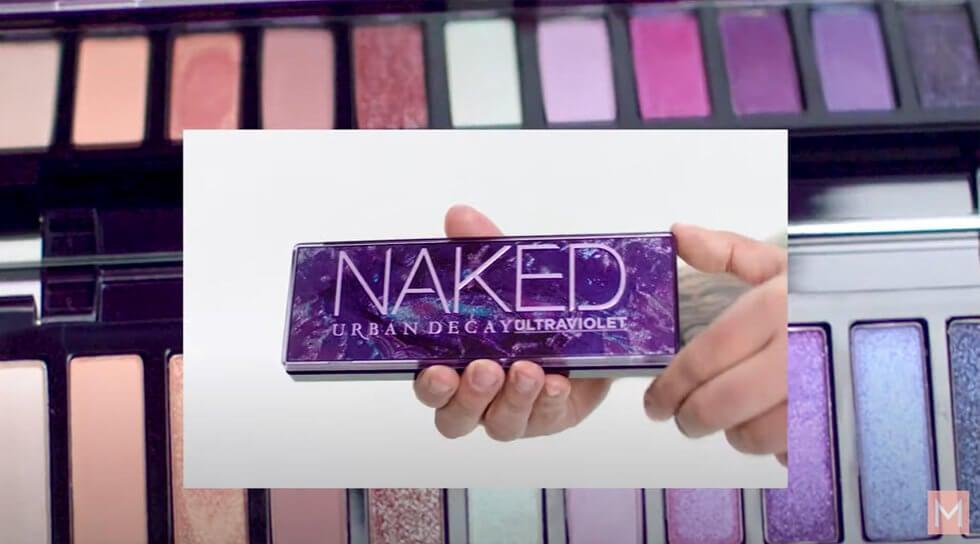 Naked Ultraviolet Eyeshadow Palette, , video