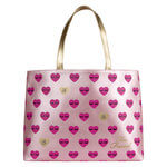 Too Faced - BTS HEART TOTE BAG