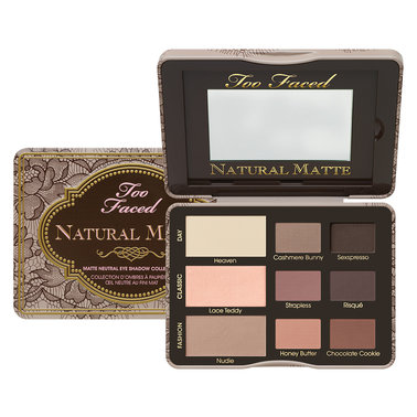 Too Faced Natural Eyes Palette Mecca