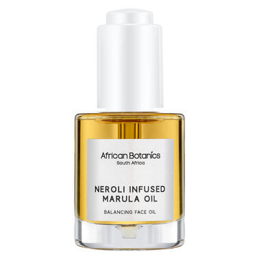African Botanics - Neroli Infused Marula Oil - 30ml