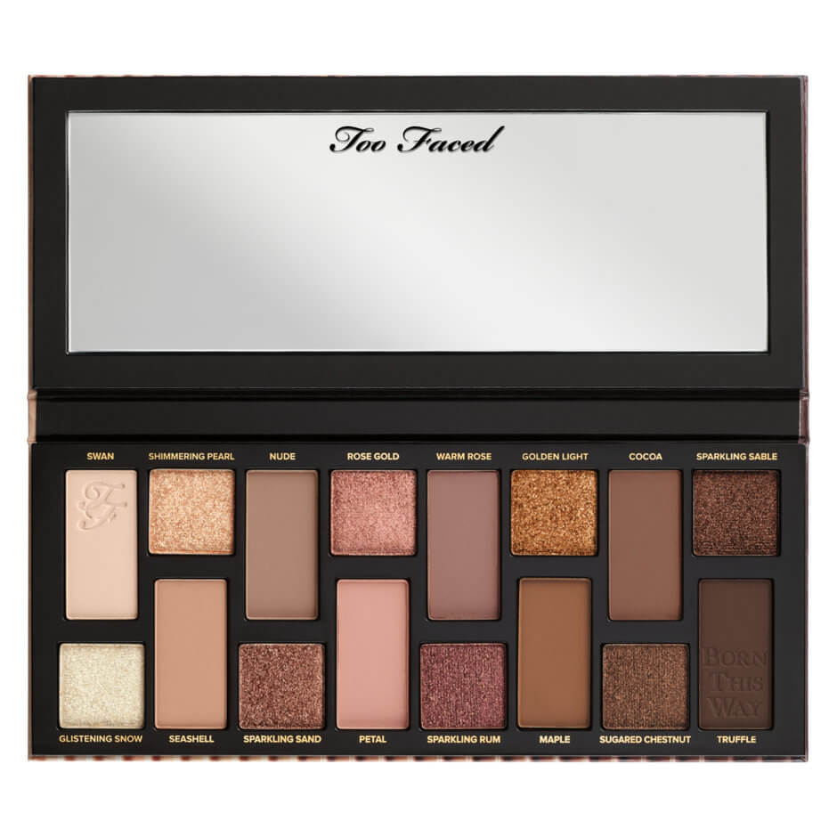 Too Faced - BTW FACE EYE PALETTE