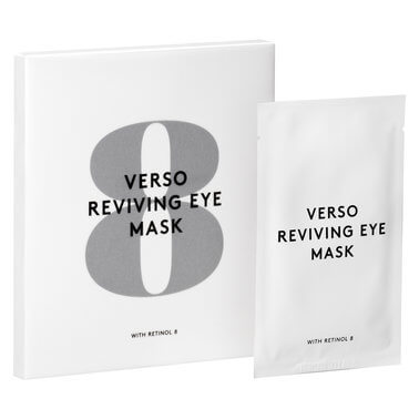 Verso Skincare - REVIVING EYE MASK 6PCS