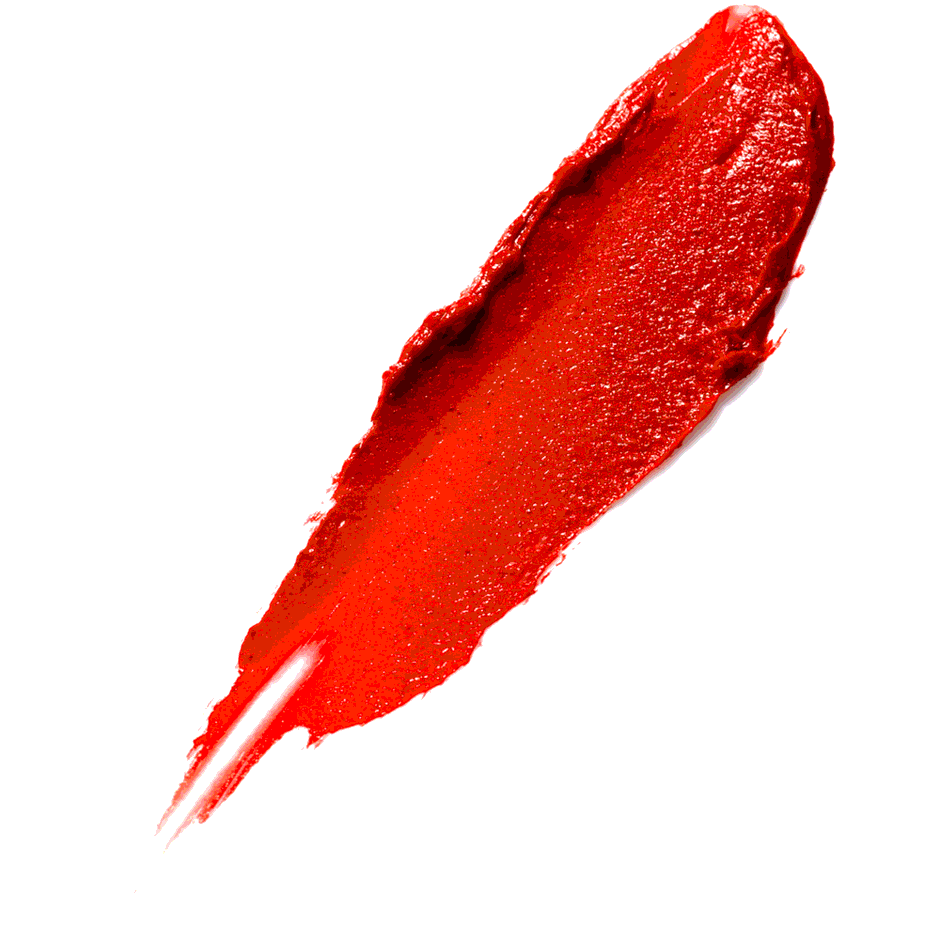 Wild With Desire Lipstick, RMS Red, texture