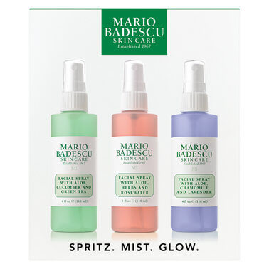 Mario Badescu - SPRAY TRIO