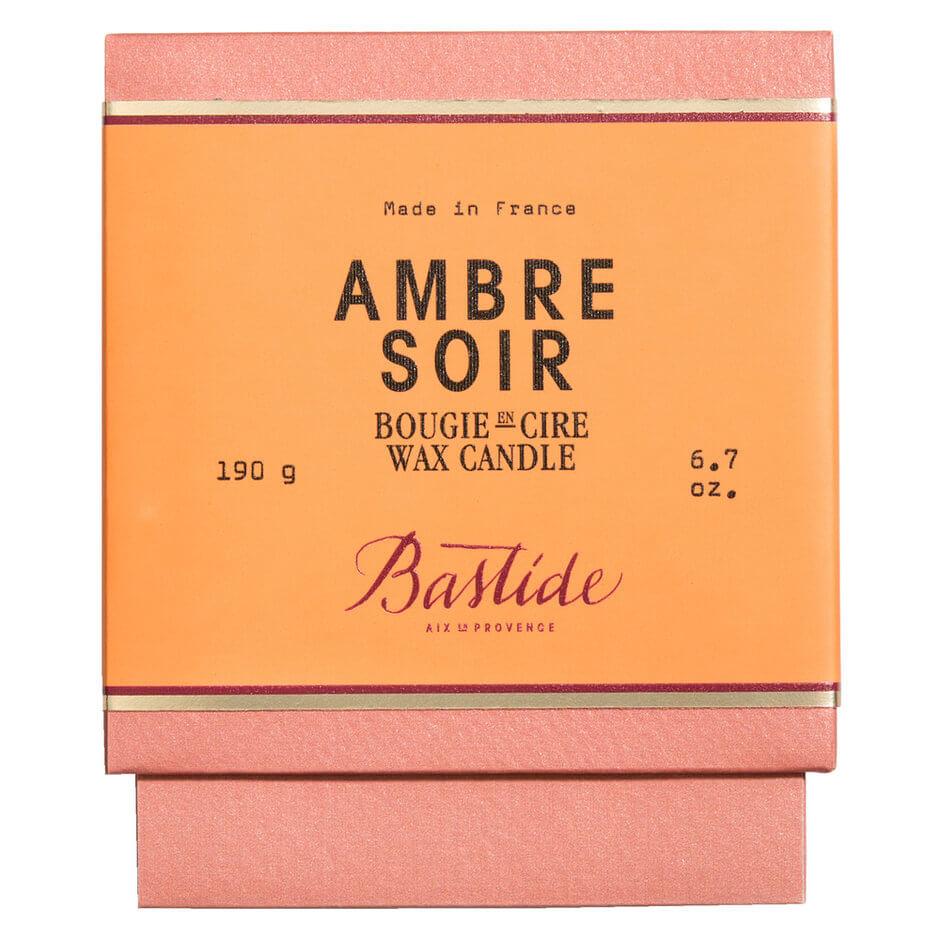Bastide - CANDLE AMBRE SOIR