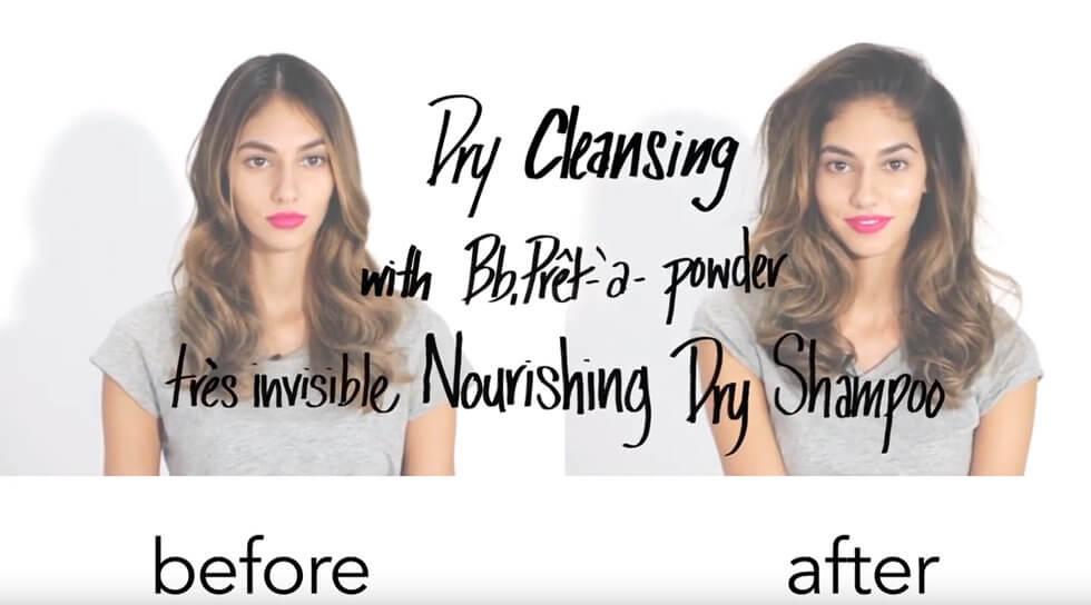 Bumble and bumble - Prêt-à-powder Très Invisible Nourishing Dry Shampoo - 150ml