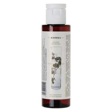 Korres - Aloe and Dittany Shampoo Travel