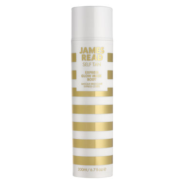 JAMES READ - Express Glow Mask Body