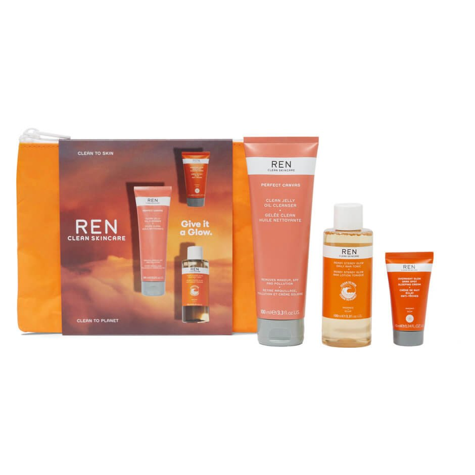 REN Clean Skincare - GIVE IT A GLOW kit