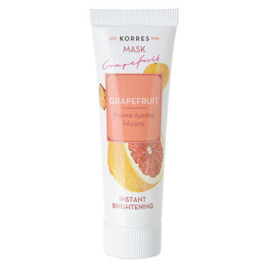 Korres - Beauty Shots Grapefruit Instant Brightening Mask