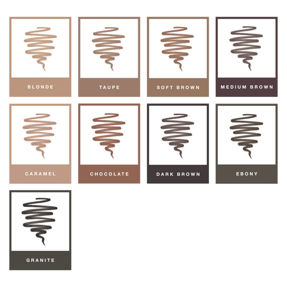Anastasia Beverly Hills - Micro-Stroking Detailing Brow Pen - Soft Brown