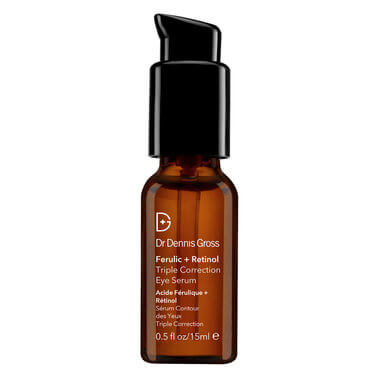 Dr Dennis Gross Skincare - Ferulic + Retinol Triple Correction Eye Serum