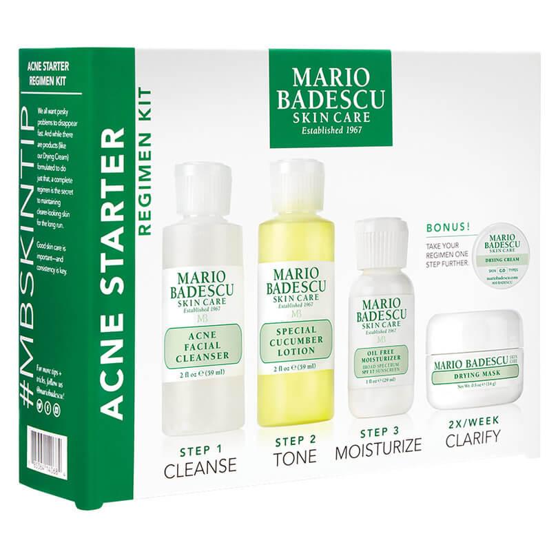 Mario Badescu - Acne Starter Kit