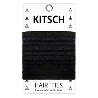 Kitsch - Blackout Hair Ties