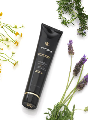 Botanical, transformative haircare from Philip B. is here